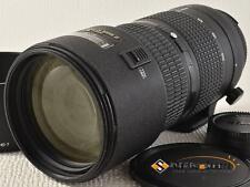 Nikon AF NIKKOR 80-200mm F2.8 D ED NEW [VERY GOOD] from Japan (9859)