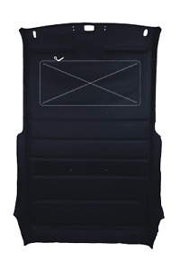 MK2 VW Golf Headlining Board with Sunroof 3 door with cloth for sunroof + visors