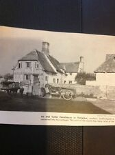 H7-1 ephemera 1967 Picture Thriplow Tudor Farmhouse