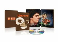New Sealed Gremlins Steelbook Blu-ray Disc Rare