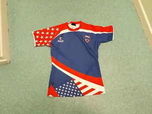 USA Extra Large Mens Zoti No 2 Rugby Shirt