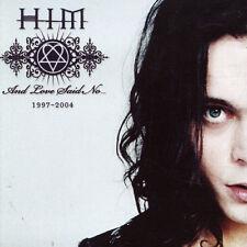 H.I.M. - Love Said No: Greatest Hits 1997-2004 [New CD] Bonus DVD, PAL Region 0,
