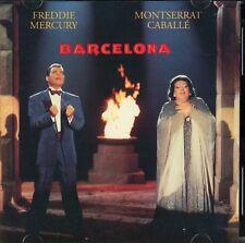 Freddie Mercury - Montserrat Caballe - Barcelona - Hollywood Records 1992