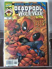 Deadpool Team-Up Starring Deadpool & Widdle Wade #1
