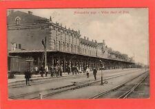 More details for poland aleksandrow pograniczny widok stacyi od prus station 1913 russia s602