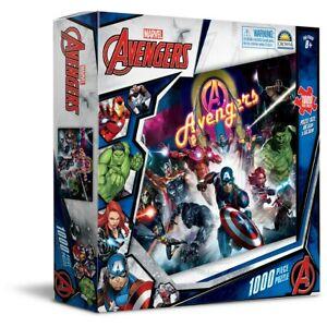 1000 Piece Jigsaw Puzzle - Marvel Avengers