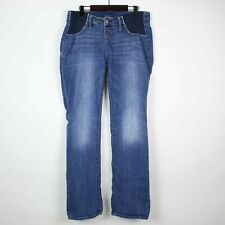 OLD NAVY Side Panel Boot Cut Maternity Jeans 6