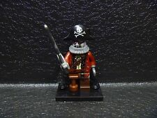 Lego Minifigure! ZOMBIE PIRATE! Series 12! Blind Bag Mystery 2015 Pirates