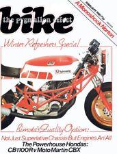 1981 - YZ465 Yamaha RD350LC CR450R RD LC Moto Martin CBX CB1100R Kawasaki Z400J