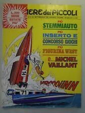 CORRIERE DEI PICCOLI 1971 N. 29 MICHEL VAILLANT (LV/1-42)