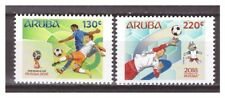 Aruba 2018 Voetval Soccer Worldchampionship MNH