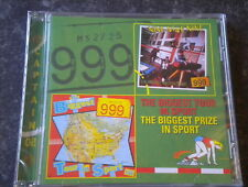 999 The Biggest Tour In Sport/Biggest Prize In Sport 2on1 CD NEW SEALED Punk