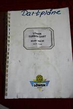Löwen Sticker Aufkleber Spielanleitung Deutsch SM96 HB8 NSM-Löwen E908427