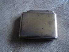 Vintage Colibri S23 Mono Gas Brass Case Cigarette Lighter Working Fine