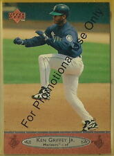 1996 Upper Deck #100 Ken Griffey Jr. MARINERS 'FOR PROMOTIONAL USE ONLY'