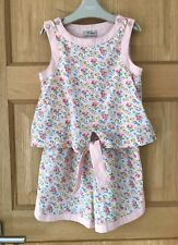 NEXT *6Y GIRLS Summer play suit OUTFIT DRESS AGE 6 YEARS