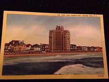 Unused Vintage New Jersey NJ Atlantic City Ventnor Pier Postcard Early 1900's