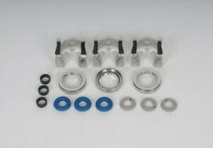 Fuel Injector Seal Kit fits 2012-2017 GMC Acadia Acadia Limited  ACDELCO GM ORIG