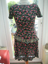 BOO HOO DRESS - SIZE 6 - NEW WITH TAGS
