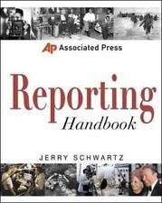 Associated Press Reporting Handbook-ExLibrary