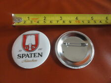 SPATEN Munchen German Beer PIN / BUTTON - Brand New!