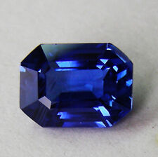 -Expertly Faceted In Germany+Cert Included Sapphire 1.61ct! Natural Blue Colour