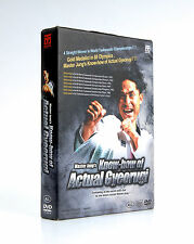 Knowhow of Actual Gyeorugi Dvd Mater Jung Taekwondo Tactics Tkd Real Games Match