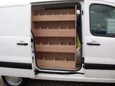 Citroen Dispatch Side Door Van Racking Plywood Shelving storage 2007-2016 Model