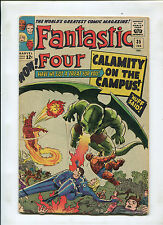 FANTASTIC FOUR #35 (5.0) 1ST APPEARANCE OF DRAGONMAN! KEY ISSUE!