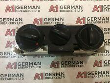 GENUINE VW POLO 9N 6R 02-14 HEATER BLOWER CONTROL SWITCH PANEL 6Q0819445