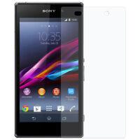 Film de protection plastique pour Sony Xperia Z1 (L39h)