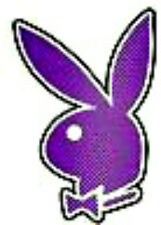 20 water slide nail Diy Manicure Purple playboy bunny decals trending 3/8 in