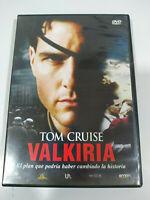 Valkiria Tom Cruise - Regione 2 DVD Spagnolo Inglese