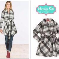 NEW Matilda jane check it twice jacket XS/S