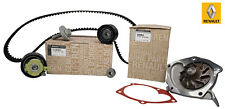 Original Renault Wasserpumpe 7701479043 + Zahnriemensatz 130C17529R