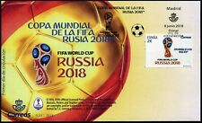 2018 Spain, 2018 FIFA World Cup Russia™, soccer, football, FDC