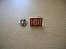 Pin Anstecker DB Deutsche Bahn Logo Zug Eisenbahn 6045 Railway
