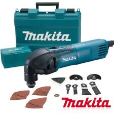 GT MAKITA Oscillating Multi Tool TM3000CX9 Variable Accessories Kit