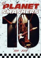 The Planet Smashers - Ten (1994-2004)  DVD (REGION 2 PAL FORMAT) Punk Ska