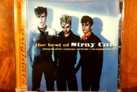 The Best Of Stray Cats  -  CD, VG