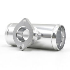 "2.5"" 63mm Turbo Aluminum Flange Pipe For GD-RS FV RZ BOV Blow Off Valve Adapter"