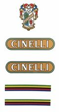 Decal Cinelli 1950