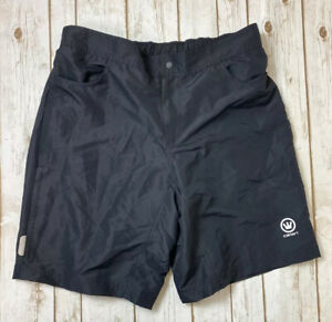 Men's Canari Bicycle Bike Cycling Padded Shorts XXL NWT 2 Layers Removable Inner