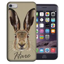 MUNDAZE Apple iPhone 6 Design Case - Hare Realistic Art Cover