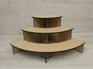 Craft Fair Table POS Point of Sale Display Stand Corner Counter Unit SHOP RETAIL