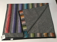 "NWT Authentic MISSONI Home Ross Striped Design Terry Bath Towel 27""x46"""