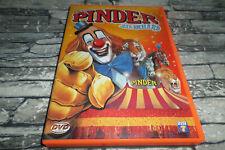 DVD -  CIRQUE PINDER JEAN RICHARD  / DVD