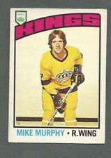 1976-77 OPC O-Pee-Chee Hockey Mike Murphy #21 Los Angeles Kings EX/MT *1