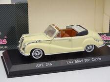 Detail Cars 1/43  - BMW 502 Cabrio Crème