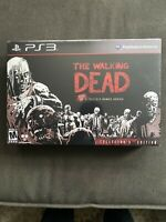 PS3 THE WALKING DEAD COLLECTORS EDITION New/Sealed in Box PRICED TO SELL!!